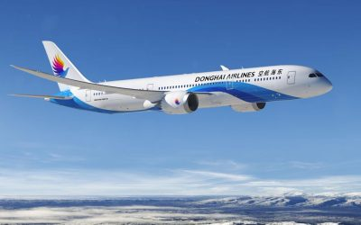 FTS Signs Landmark Agreement with Donghai Airlines to equip Next Generation Inflight Broadband Connectivity Systems Fleet wide