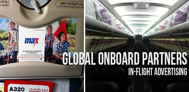 FTS Teams Up With Global Onboard Partners To Offer Airlines With Financed Inflight Entertainment Systems And Untapped Ancillary Revenue Opportunities