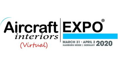 Meet FTS at our 'Virtual' Aircraft Interiors Expo 2020